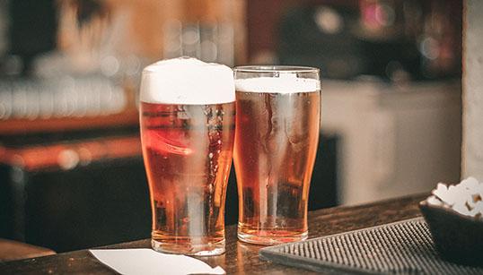 Licensed Lounge & Bar